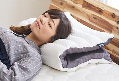 ライトウェーブの枕